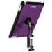 IPad® Snap-On™ Cover W/ Table Clamp, Purple