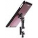 IPad® Snap-On™ Cover W/ Round Clamp, Mauve