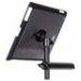 IPad® Snap-On™ Cover W/ Mounting Bar, Gun Metal