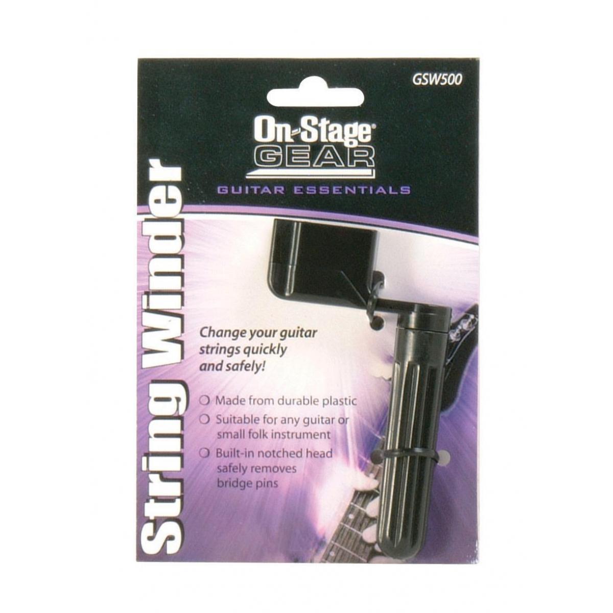 On-Stage GSW500 String Winder