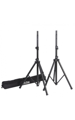SSP7950 - All-Aluminum Speaker Stand Pak with Zippered Bag