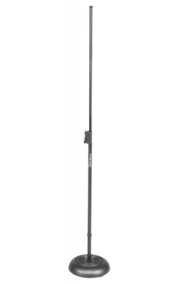 MS7201QRB - Quik-Release Round Base Mic Stand