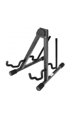 GS7462DB - Professional A-Frame Double Guitar stand