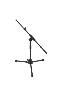 MS7411TB - Drum/Amp Tripod Mic Stand with Tele Boom