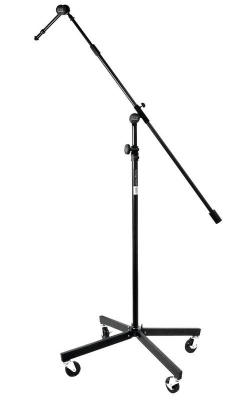 "SB96+ - Studio Boom w/ 7"" Mini Boom Extension/Casters"