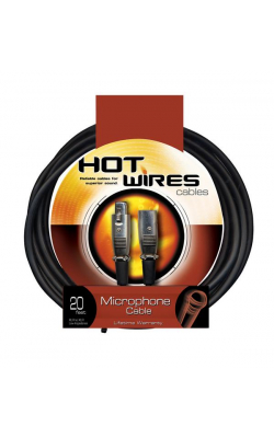 MC12-20XLR - Microphone Cable (20', XLR-XLR)