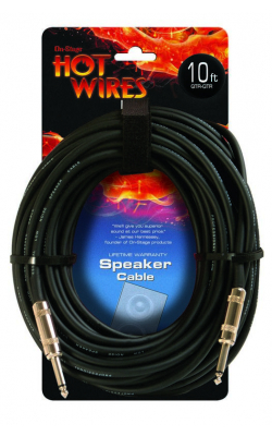 SP14-10 - 14AWG Speaker Cable (10', QTR-QTR)