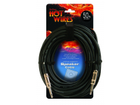 SP14-50 - 14AWG Speaker Cable (50', QTR-QTR)