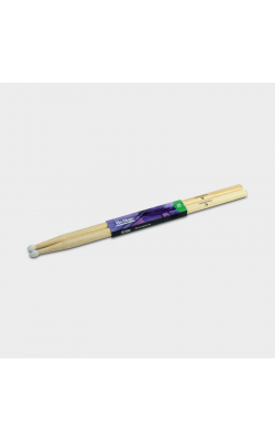 HN7A - Hickory Drum Sticks (7A, Nylon Tip, 12pr)