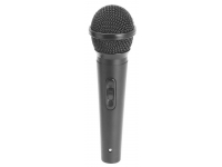 AS420HZ - Low-Z Dynamic Vocal Microphone with Hi-Z Cable