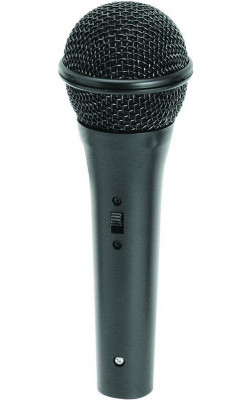 AS400 - Low-Z Dynamic Handheld Microphone