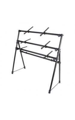 KS7903 - 3-Tier A-Frame Keyboard Stand