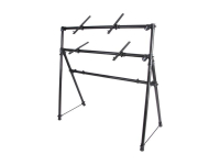 KS7902 - 2-Tier A-Frame Keyboard Stand
