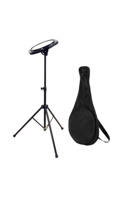DFP5500 - Drum Practice Pad with Stand and Bag