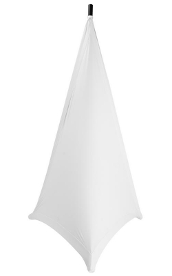SSA100W - Speaker / Lighting Stand Skirt (White)