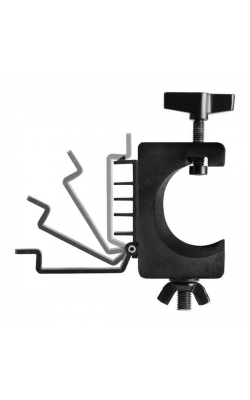 "LTA4880 - Lighting Clamp with Cable Management System, 1.5"" to 2"" (Pair)"