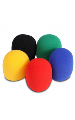 ASWS58C5 - 5-Color Windscreen Pack