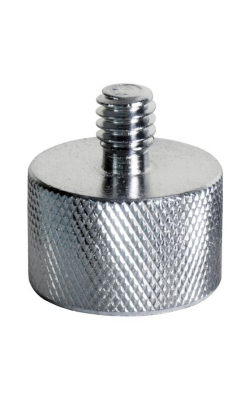 "MA-125 - 5/8""-27 Female to 1/4""-20 Adapter"
