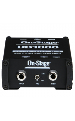 DB1000 - Active DI Box