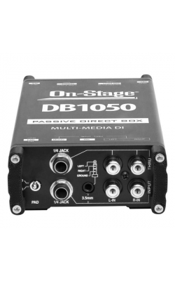 DB1050 - Passive Multi-Media DI Box