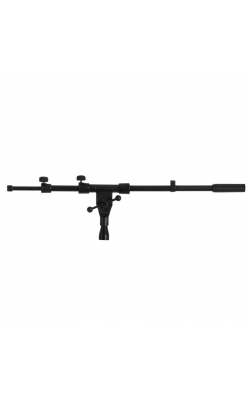 MSA7040TB - Top Mount Telescoping Boom, Black
