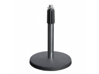 DS7200C - Adjustable Height Desktop Stand, Chrome
