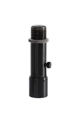 QK-2B - Quik-Release Mic Adapter (Black)