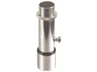 QK-2C - Quik-Release Mic Adapter, Chrome