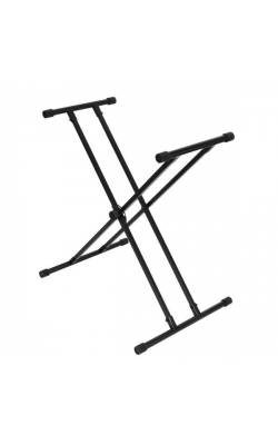 KS8191XX - Double-X Bullet Nose Keyboard Stand with Lok-Tight Construction