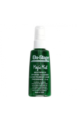 MHC2000 - Magic Mist Mouthpiece Disinfectant and Case Freshener