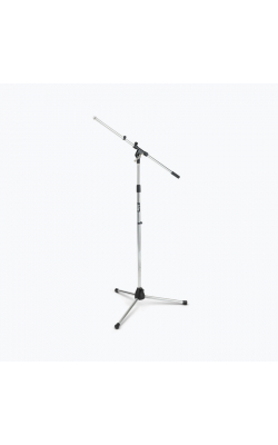 MS7701C - Euro Boom Microphone Stand (Chrome)