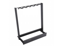 GS7563B - Side-Loading Guitar Rack, black finish