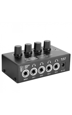 HA4000 - 4-Channel Headphone Amp