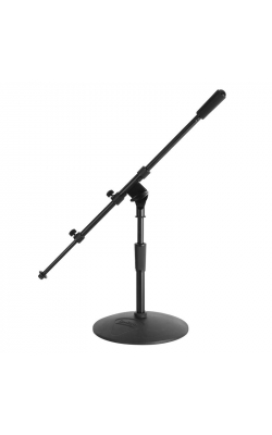 MS9409 - Drum/Amp Mic Stand with Tele Boom