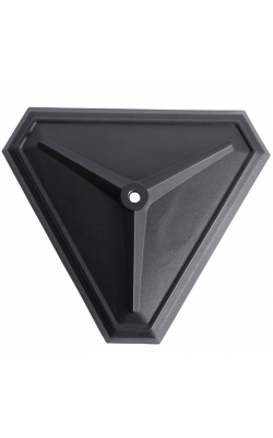 "BA1516 - 15"" 16 LB Hex Base with M20"