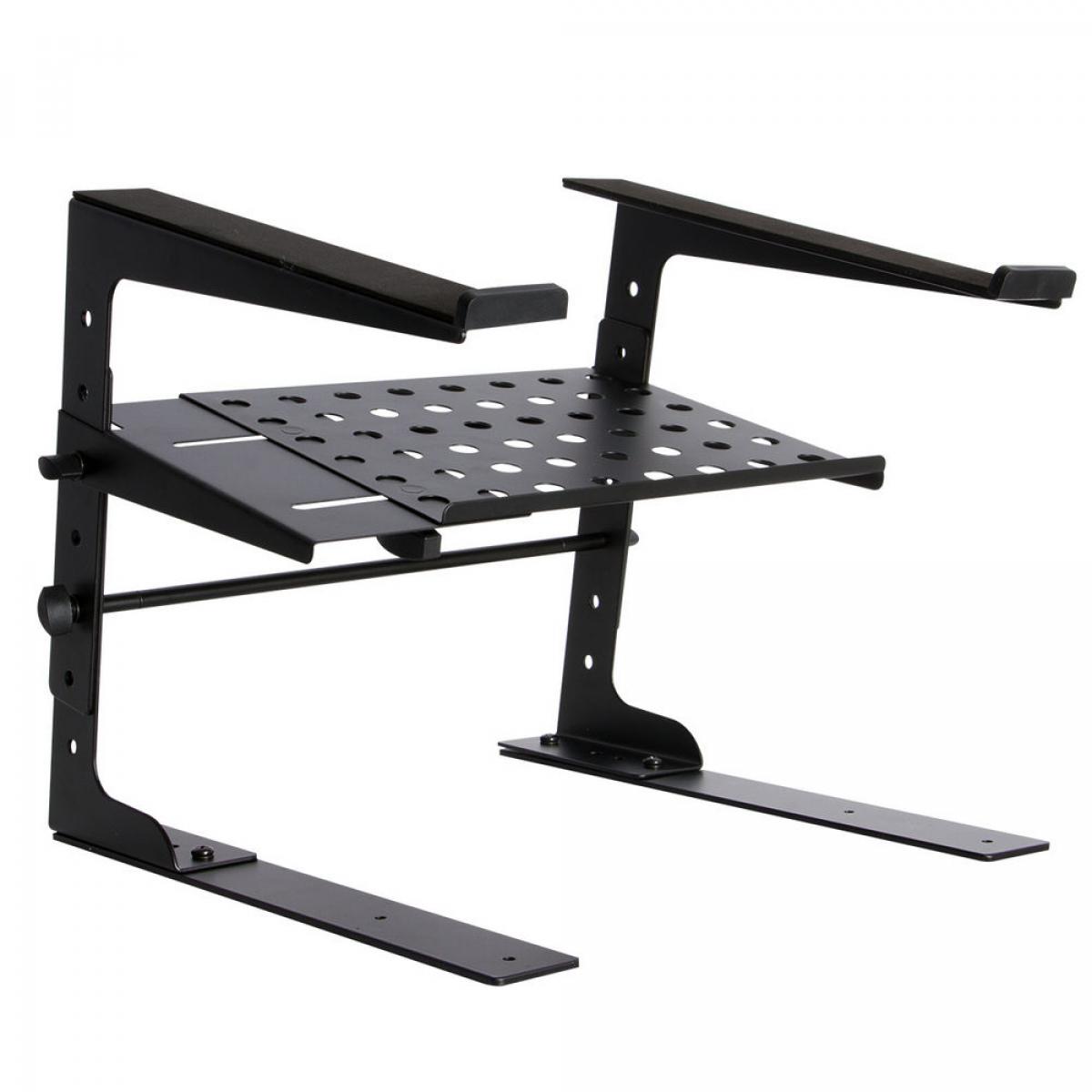 On-Stage Stands LPT6000 Multi-Purpose Laptop Stand w// Shelf