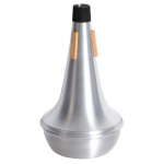 NEW Product - The TBM7000 Straight Trombone Mute is an ideal practice mute for students and professionals alike. Its natural ...