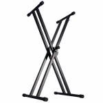 "NEW Product - This double-X workhorse ensures stability and holds more weight with sturdy 1"" tubing. This bolted stand a..."