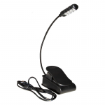 HOT Product - The On-Stage LED2214 Single Head USB Rechargeable Clip-on Sheet Music Light provides 25 full hours of high-inte...