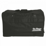 "NEW Product - The On-Stage SB1200 12"" Speaker Bag, complete with reinforced undercarriage, cushioned interior and heavy ..."