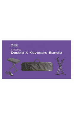 KPK2088 - Double-X Keyboard Bundle