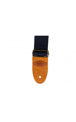 GSA30NB - Guitar Strap (Navy Blue)