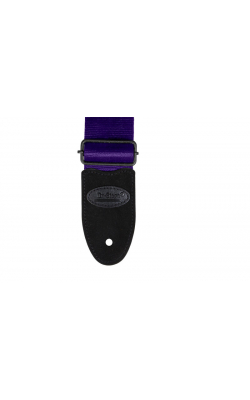 GSA20PP - Seatbelt Guitar Strap (Purple)