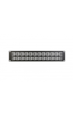 RPV2000 - 2U Vented Rack Panel