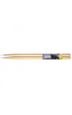 AMH5AN - American Made Hickory Drumsticks (5A, Nylon Tip)