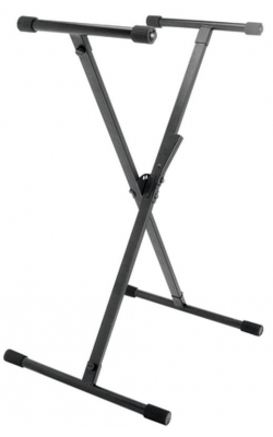 KS8390X - Lok-Tight Single-X Keyboard Stand with quikSQUEEZE Trigger