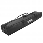 HOT Product - A must for every roadie, this rugged padded nylon bag provides ample room for either two speaker stands, six mi...