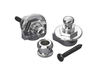 14010201 - Security Locks with Chrome Finish (Pair)