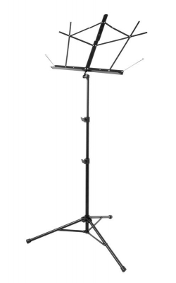 SM7222MB - Tubular Tripod Base Sheet Music Stand (Midnight Blue)