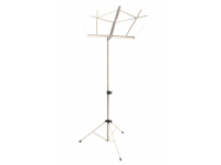 SM7122N - Compact Sheet Music Stand (Nickel)